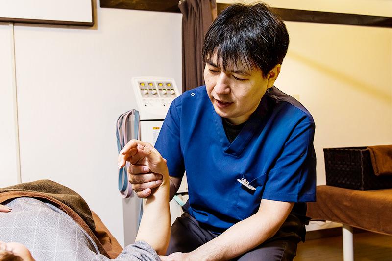 治療家である魅力を患者さんに教わりました