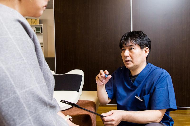 当院における交通事故治療