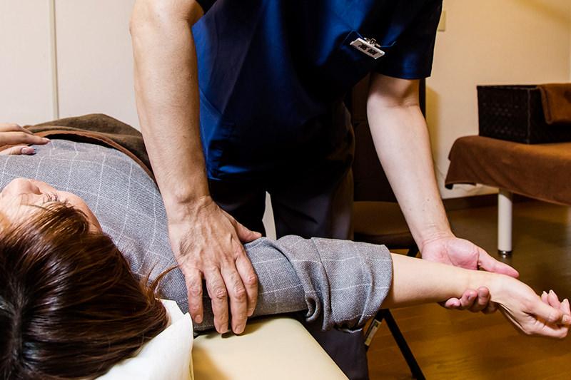 肩こりに対する当院の施術
